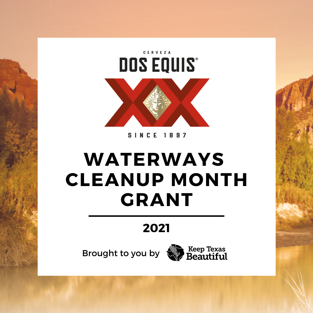 Dos Equis Dos XX Waterways Grant