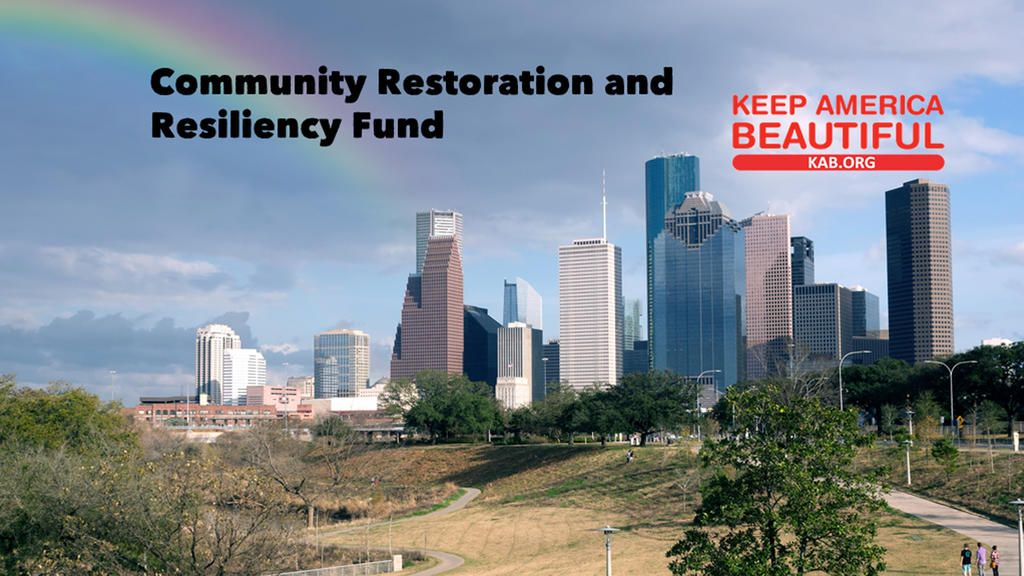 Community Restoration and Resiliency Fund Application