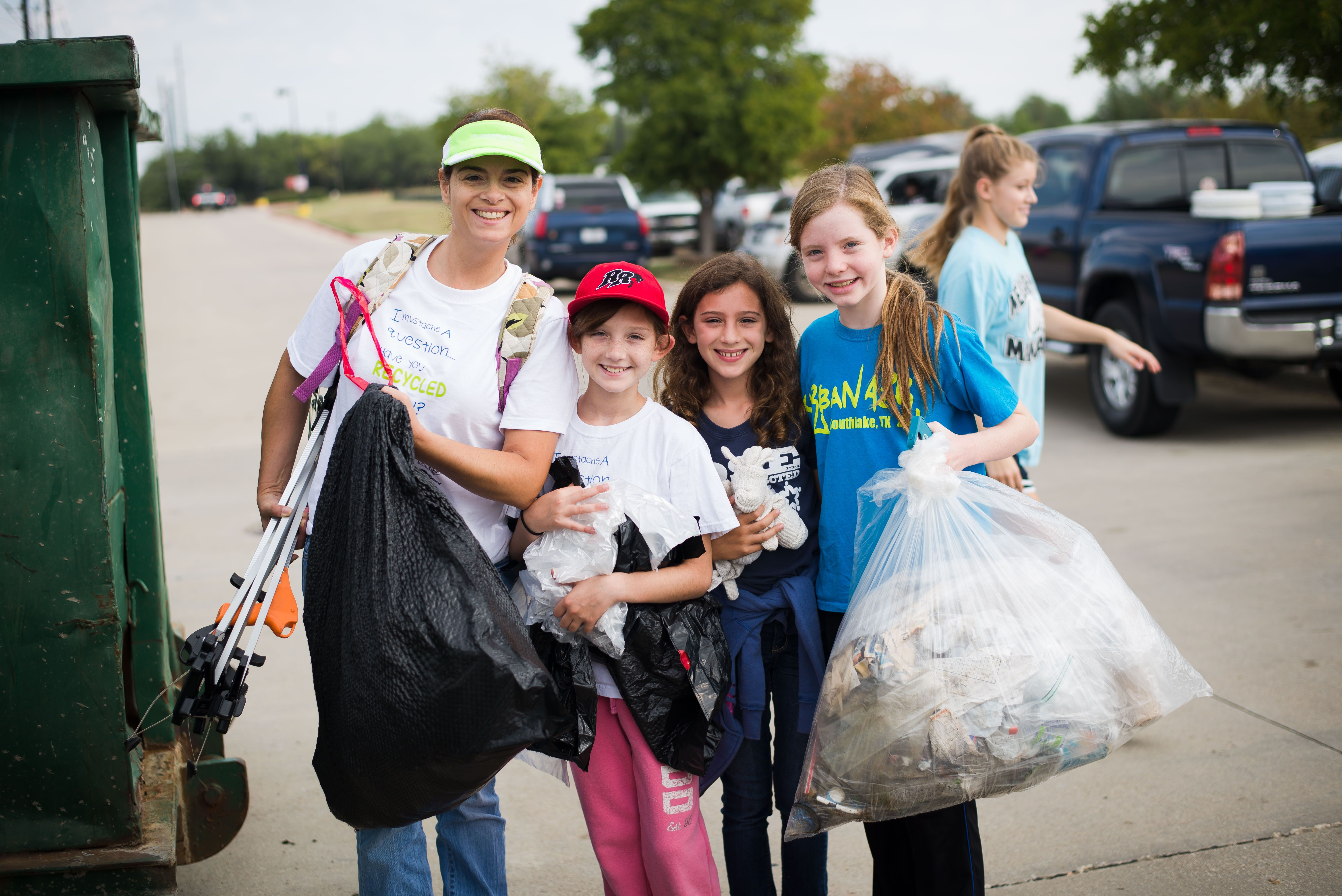 Southlake-Clean-Up Photo-Credit-Keep-Texas-Beautiful