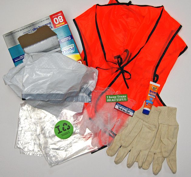 Cleanup Flat Lay Scout Pack WEB