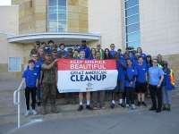 Keep Allen Beautiful Great American Cleanup
