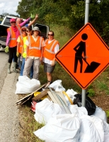 Weston Lakes Adopt-A-Highway