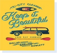 Rowlett - Tri-City Cleanup Lake Ray Hubbard