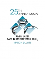 Houston-Galveston River, Lakes, Bays 'N Bayous Trash Bash®