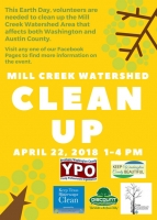 Mill Creek Watershed Clean-Up